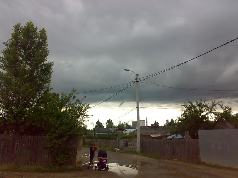 Inceput de tornada la Ploiesti! FOTO si VIDEO