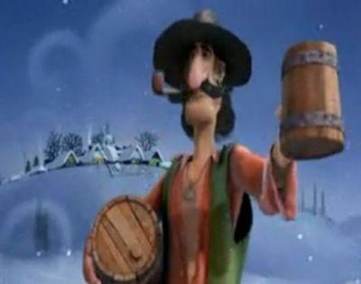 """Urmatorul blockbuster 3D de la Disney, """"Tiganul"""", o animatie din Republica Moldova. VIDEO"""