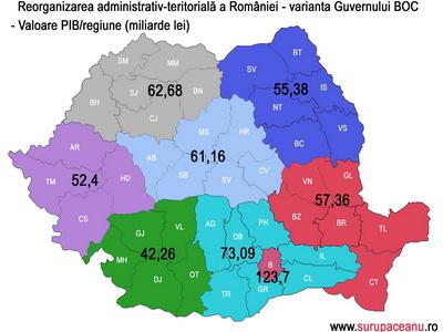 Constanta toaca bani cu un referendum inutil despre o reorganizare teritoriala inexistenta