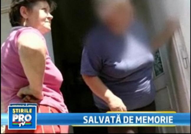 Bunica Sudoku a fost jefuita. Memoria ei infailibila i-a ajutat pe politisti sa prinda talharii