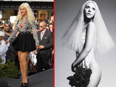 Noroc cu Photoshopul. Christina Aguilera are trupul perfect. FOTO
