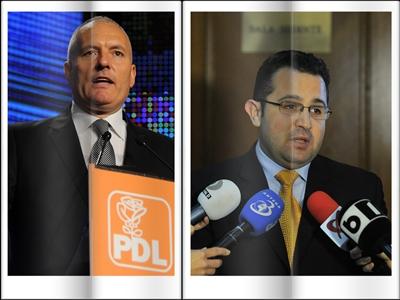 Doi deputati PDL au fost filmati in timp ce votau la patru maini legea pensiilor pentru militari
