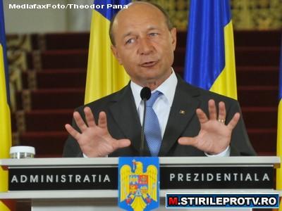 Propunerea lui Basescu ca Harghita si Covasna sa ramana de sine statatoare agita clasa politica