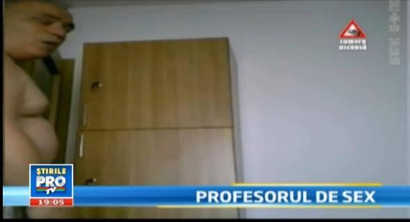 Profesorul Parpucea, acuzat de hartuire sexuala, condamnat la 3 ani de inchisoare cu suspendare