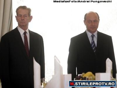 Atac prezidential la Regele Mihai. Traian Basescu sustine ca abdicarea a fost