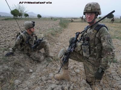 S-au razbunat. Talibanii care au doborat un elicopter american in Afganistan au fost lichidati