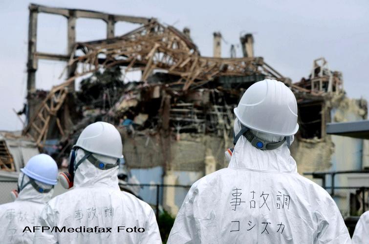 Alerta la Fukushima: gaura in barajul care impiedica deseurile radioactive sa ajunga in mare
