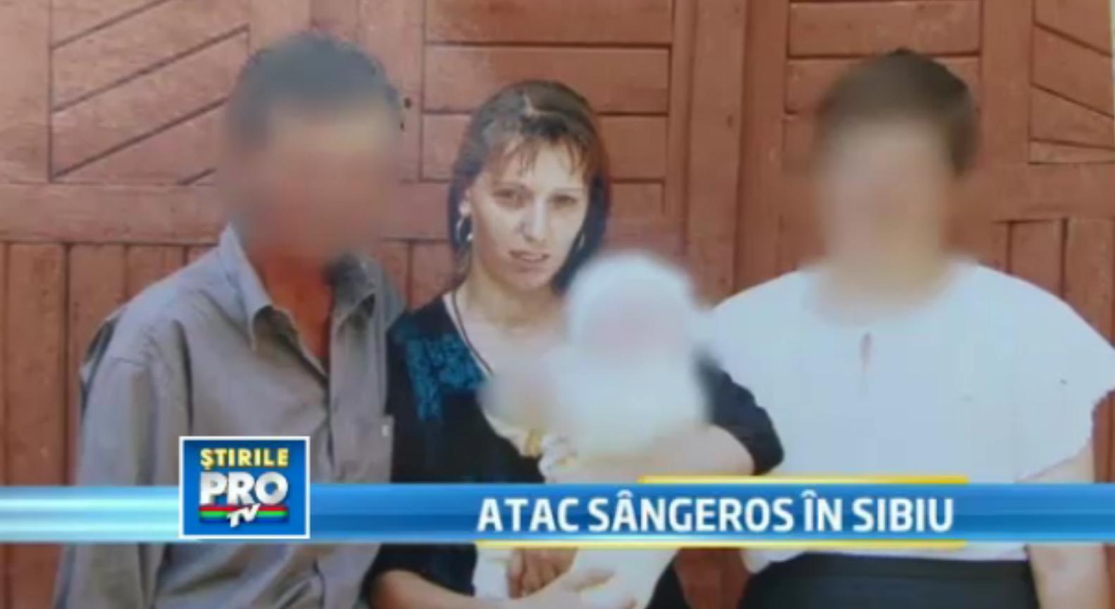 Criminalul din Rasinari a scapat cu viata. Risca 25 de ani de inchisoare