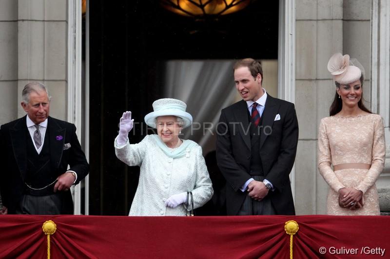 Jubileul de diamant al Reginei Elisabeta a-II-a, la final. A patra zi, dedicata traditiilor. VIDEO