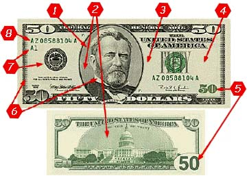 Banca i-a dat bani falsi unui american si a refuzat sa-i primeasca inapoi