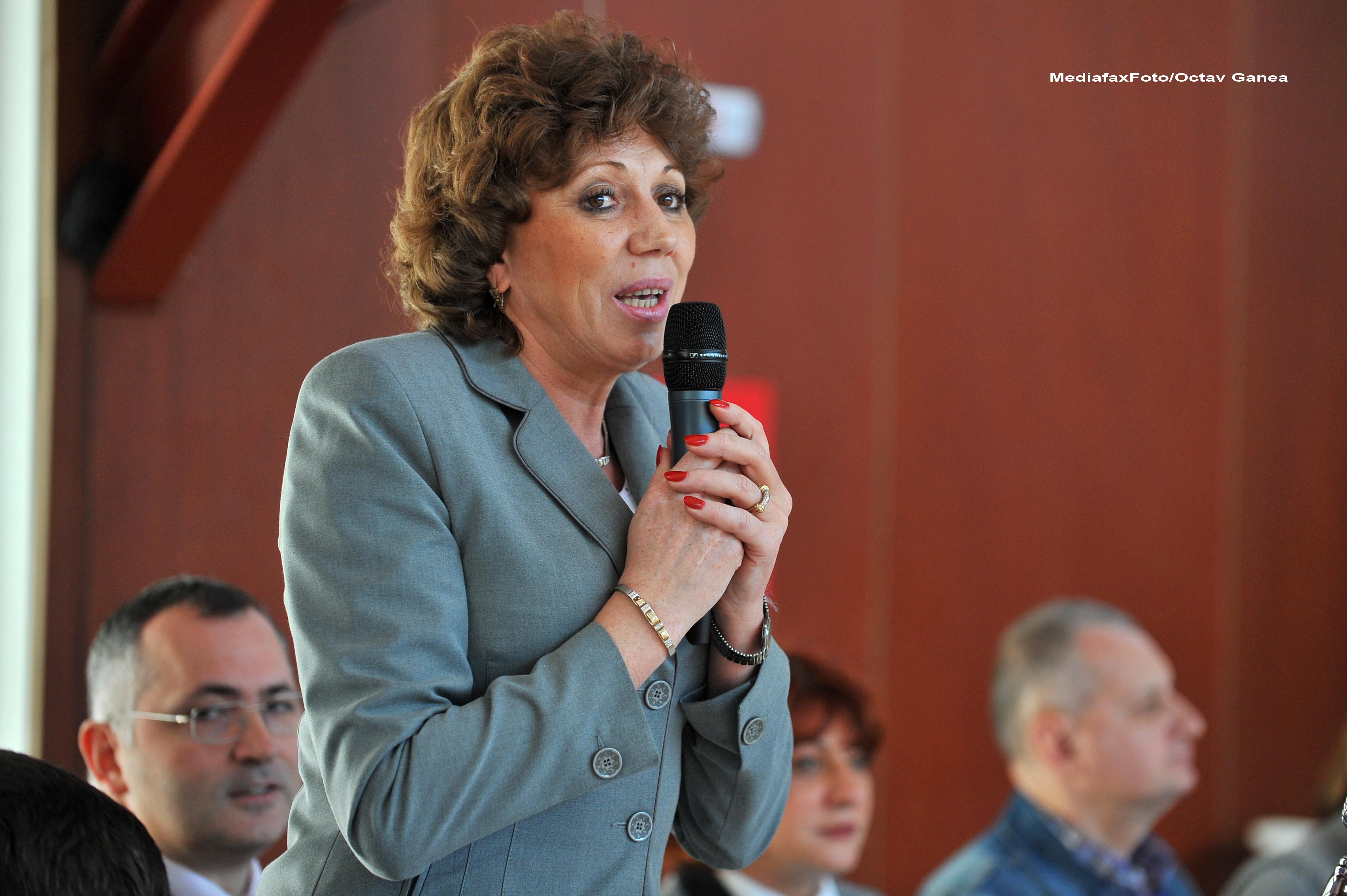 Doina Melinte a fost numita de Ponta intr-un post de vicepresedinte al Agentiei Anti-Doping