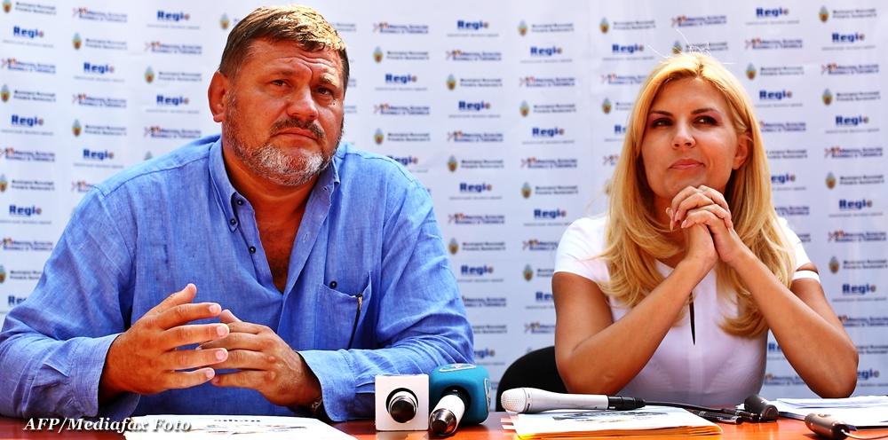 Demisii la varful PDL Bucuresti, dupa esecul alegerilor locale: ELENA UDREA si Cristian Poteras