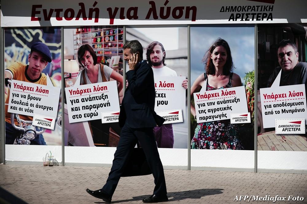 Alegerile din Grecia inseamna viitorul Zonei Euro. Elenii mai au bani de salarii pana pe 20 iulie