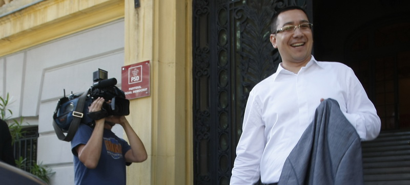Victor Ponta, la CExN: