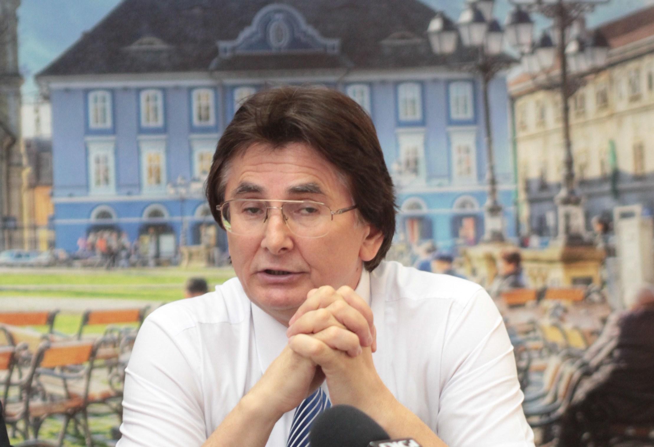 Nicolae Robu, catre timisoreni:
