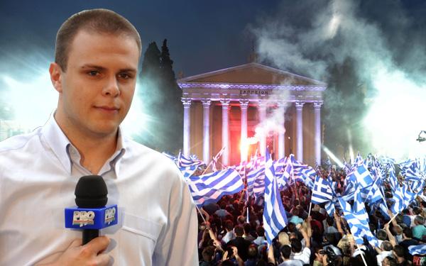 Actiunile europene au inchis in crestere. Corespondentul Paul Angelescu, LIVEBLOG Atena