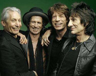 Trupa rock The Rolling Stones sarbatoreste astazi 50 de ani de cariera