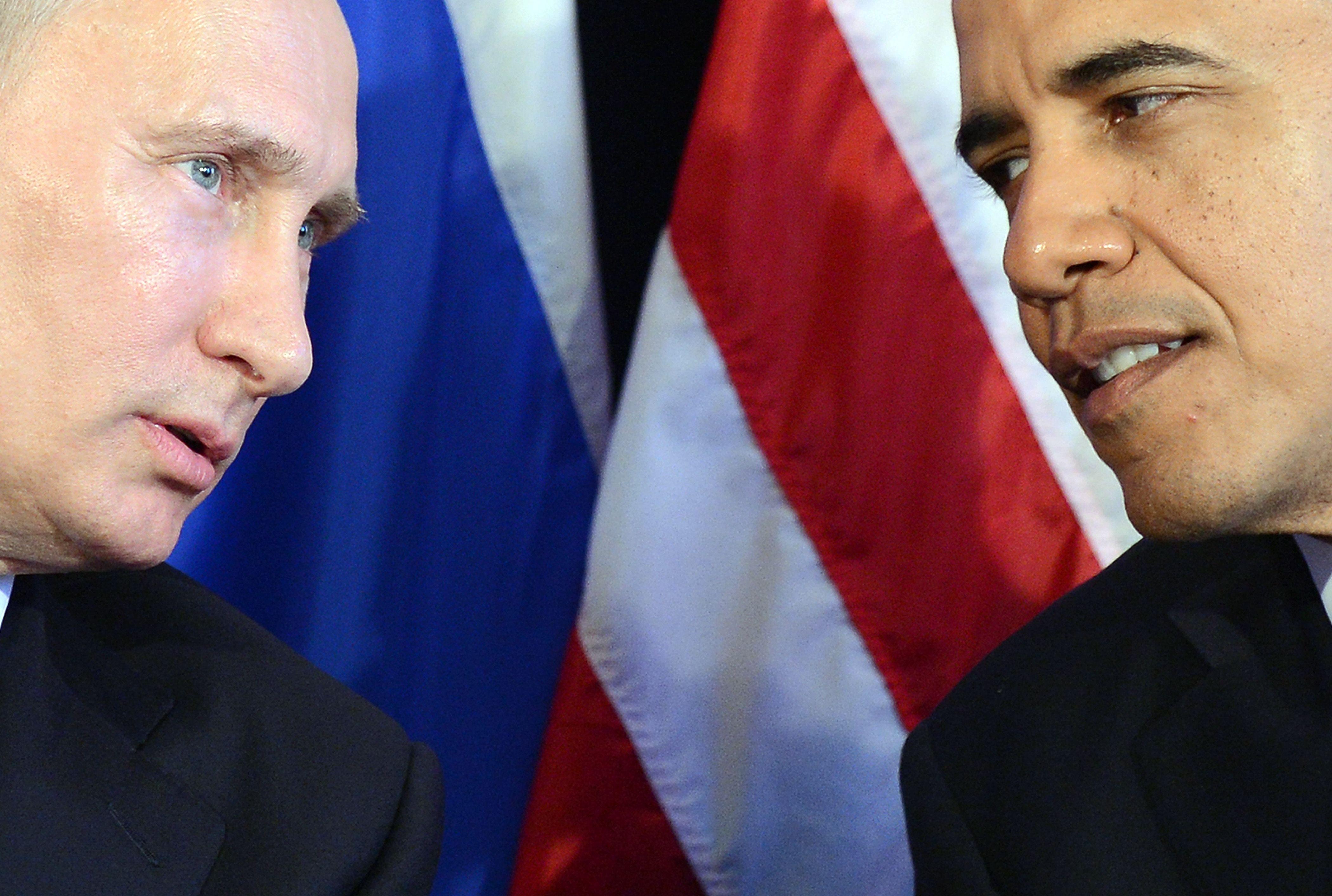 Obama si Putin,mesaj comun catre Siria la summitul G20: