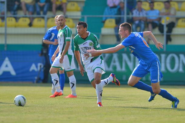 Brazilienii Paulinho si Dos Santos au semnat cu U Cluj