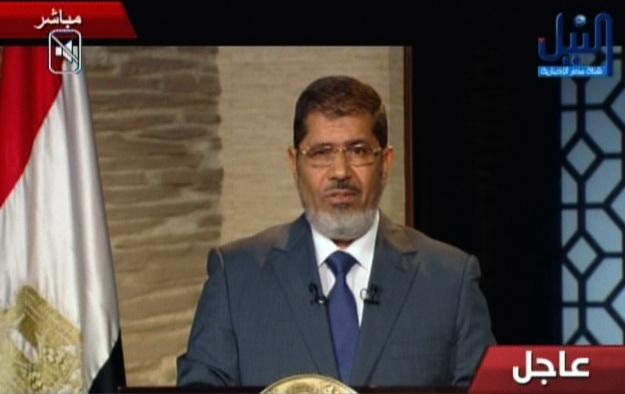 La fel ca Ceasusescu, Mohamed Morsi nu recunoaste autoritatea instantei egiptene care il va judeca