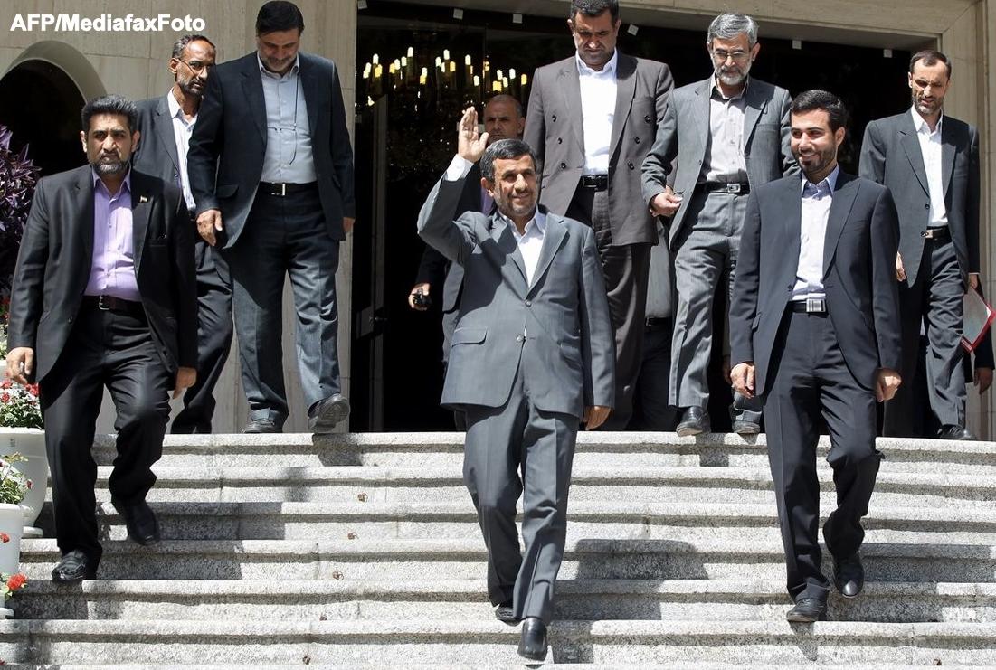 Analiza BBC. Mahmoud Ahmadinejad, un populist si un paria al Iranului, care paraseste scena