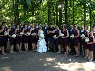 Ce se intampla cand John Travolta apare neinvitat la nunta ta. FOTO