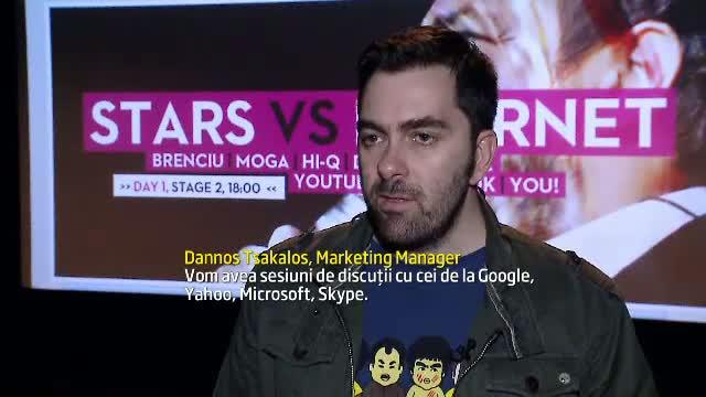 ICEEfest 2013. Reprezentantii Facebook si YouTube vin la Bucuresti sa dezvaluie secretele www-ului