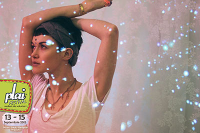 Maia Vidal va fi artist rezident la Festivalul PLAI. Cantareata vine pentru prima data la Timisoara