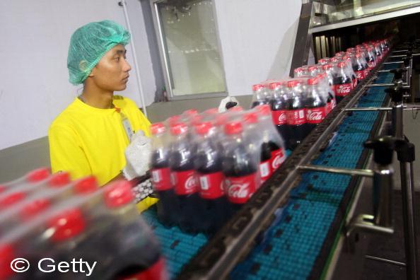 Coca-Cola, prima fabrica deschisa in Myanmar dupa 60 de ani: E precum Caderea Zidului Berlinului