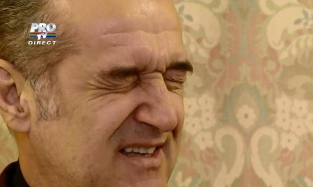 Penitenciarul Jilava i-a refuzat lui Gigi Becali cererea de a participa la funeraliile matusii sale