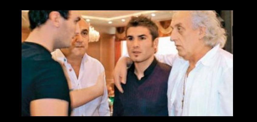 Ratko Butorovic, patronul echipei de fotbal Vojvodina Novi Sad si prieten cu Adrian Mutu, gasit mort