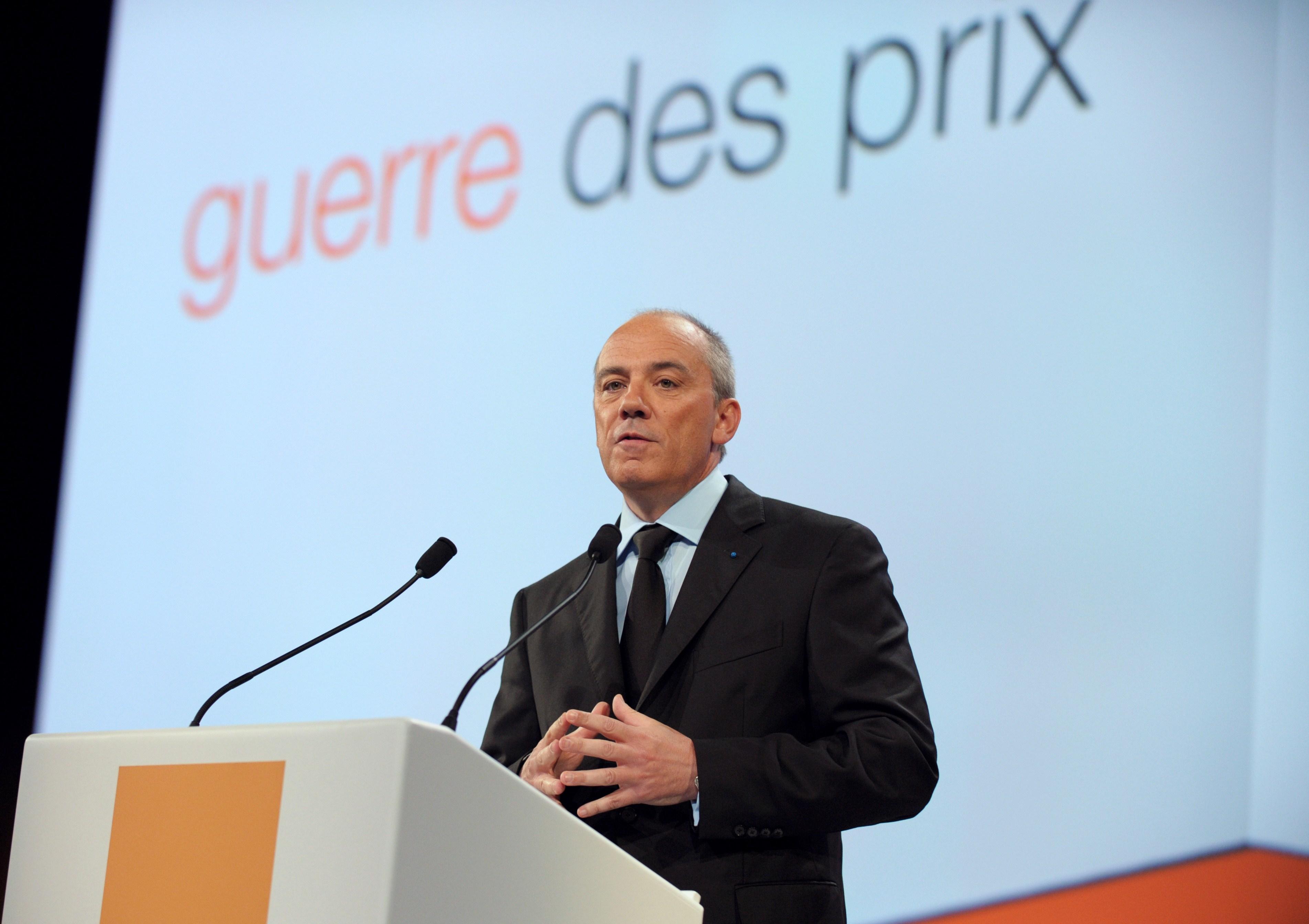 Afacerea Bernard Tapie - Christine Lagarde. CEO-ul diviziei mobile France Telecom a fost arestat