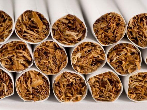 3.000 de pachete de tigari, confiscate de oamenii legii la frontiera cu Ucraina