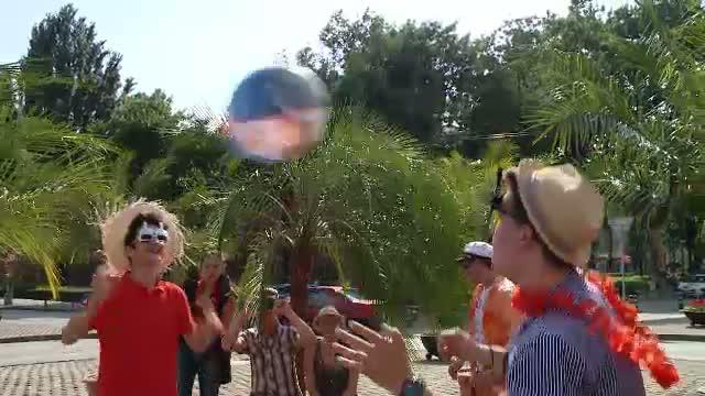 10.000 de euro pentru 40 de palmieri. Cum au ironizat tinerii din Timisoara investitia primariei