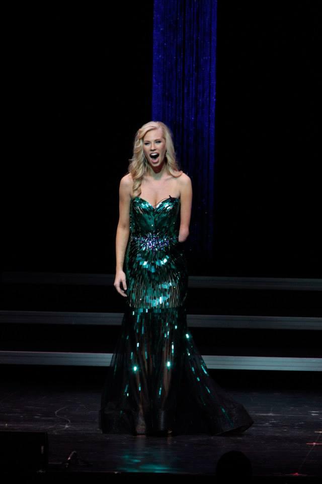 A castigat titlul de Miss Iowa, desi are un defect din nastere. Cum arata o candidata la Miss SUA