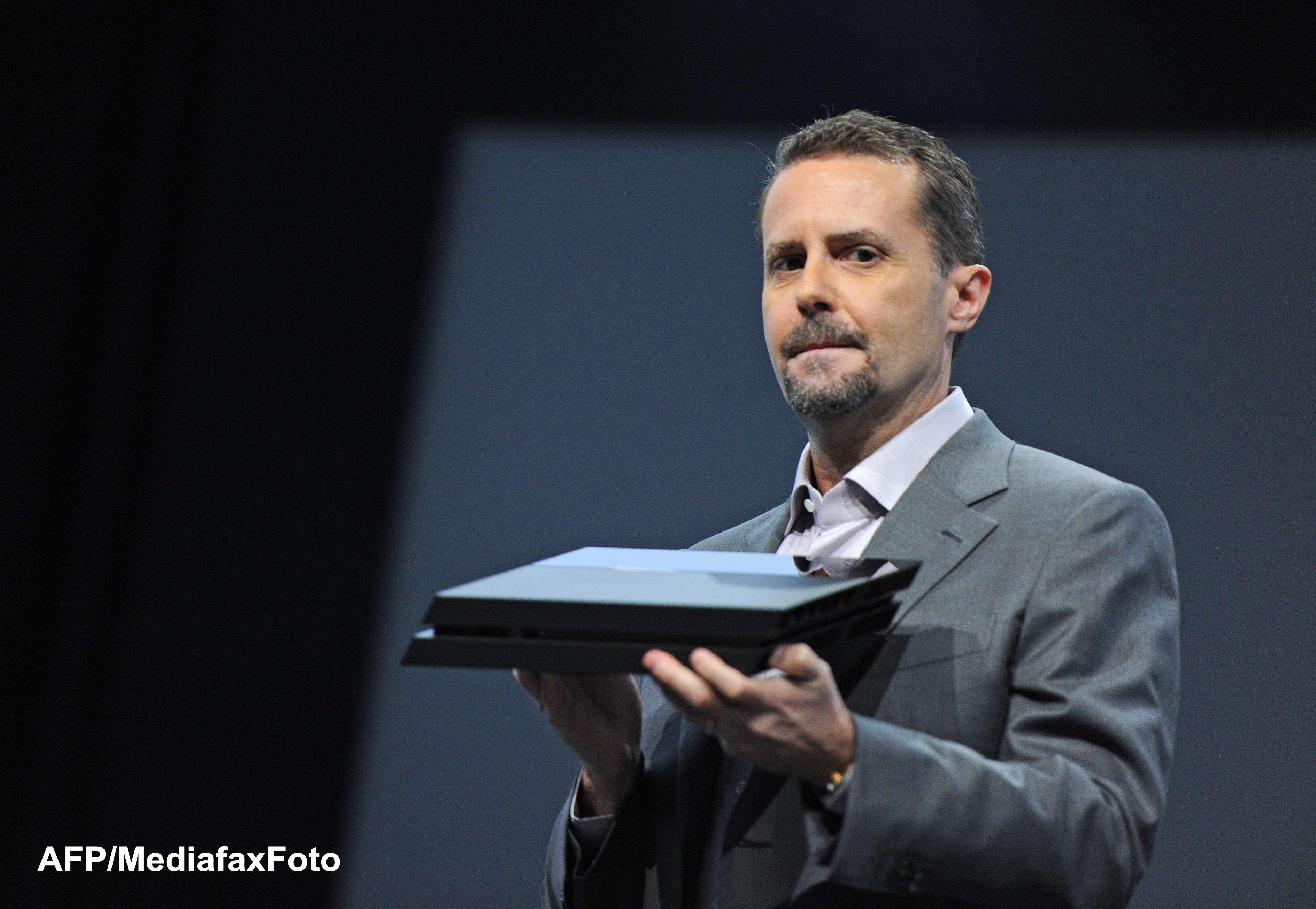 Sony a anuntat data de lansare a viitoarei console PlayStation 4