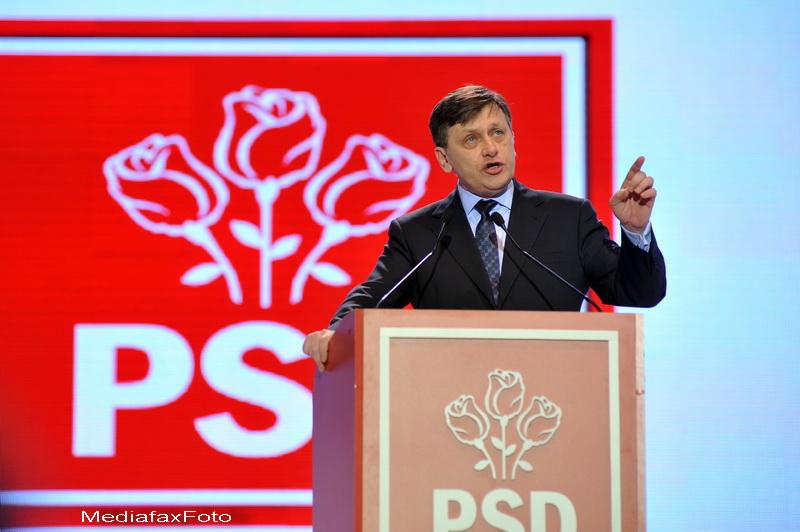 Revizuirea Constitutiei. Antonescu, nemultumit de votul PSD in comisie: