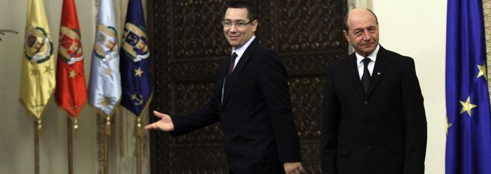 Ponta: Acciza la carburanti va fi amanata cu trei luni. Antonescu: A pierdut controlul