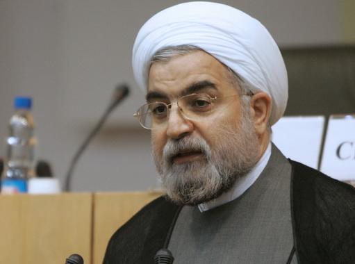 Portretul noului presedinte Hassan Rohani, un cleric moderat la conducerea Iranului