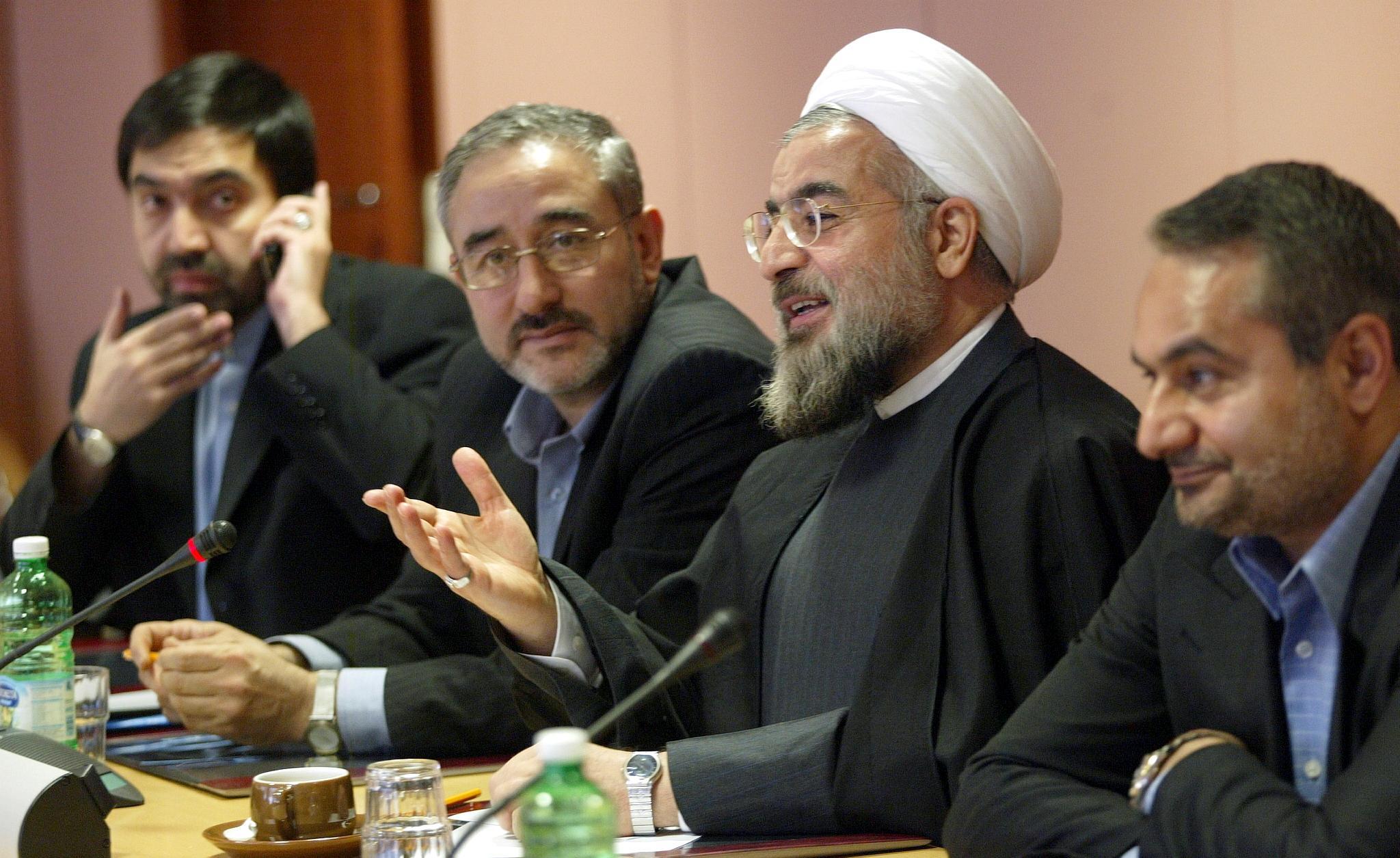 Moderatul Hassan Rohani a cerut