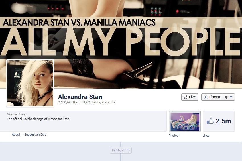 Ce urmeaza in urmatoarele zile pentru Alexandra Stan. Artista a promis ca nu va mai face declaratii