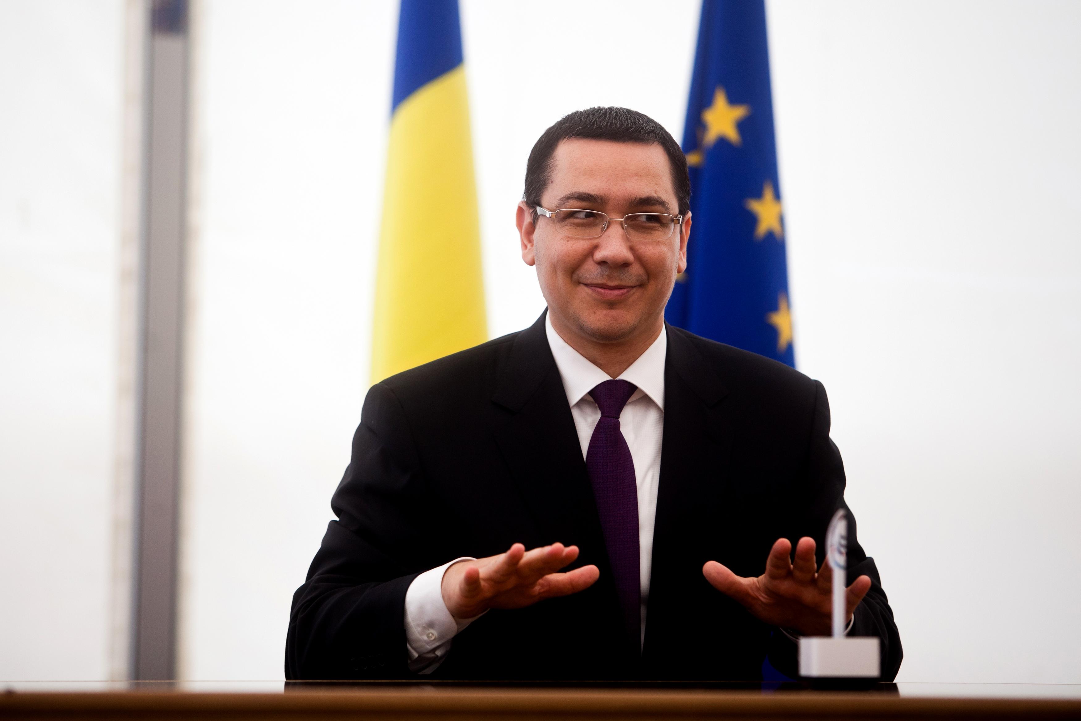 Revizuirea Constitutiei. Ponta anunta cele trei date posibile pentru organizarea referendumului
