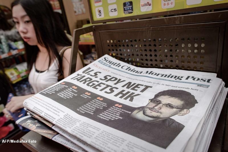 Lista tarilor in care Edward Snowden a cerut azil politic. Aproape toate au spus deja