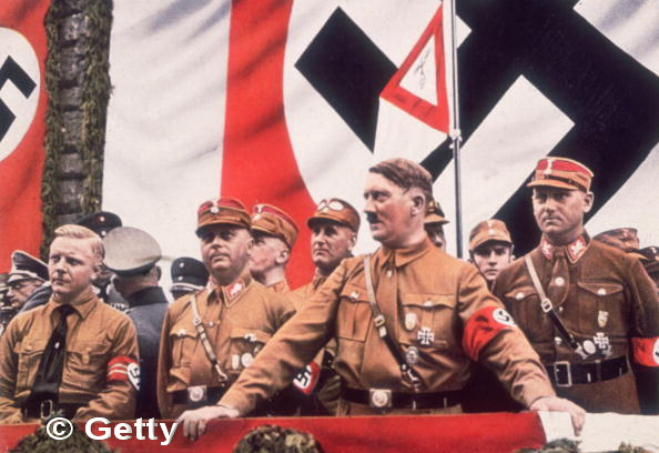 Banca Angliei i-a ajutat pe nazisti sa vanda aurul