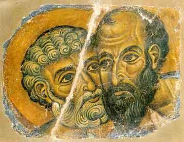 Ce nume se sărbătoresc de Sfinţii Apostoli Petru şi Pavel. Peste 500.000 de români au zi onomastică