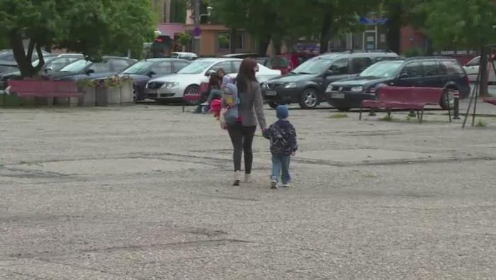 Un baiat de 6 ani din Baia Mare a fost rapit de