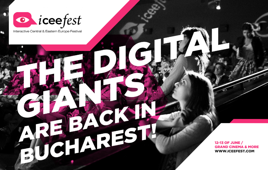 Oameni si companii din spatele unor campanii virale spectaculoase vin la ICEEfest