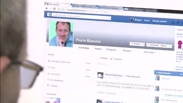 ProTV si vedetele sale NU sustin campanii pentru strangere de fonduri pe Facebook. Mai multi escroci folosesc conturi false