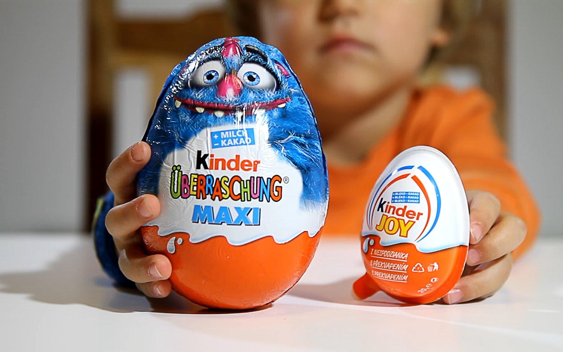 Surpriza cu oua Kinder. Trei femei care introduceau ilegal dulciurile in SUA au fost retinute