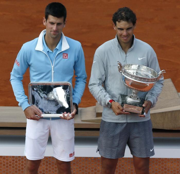 Premiera la Roland Garros. Rafael Nadal a castigat al cincilea French Open consecutiv dupa ce l-a invins pe Novak Djokovic